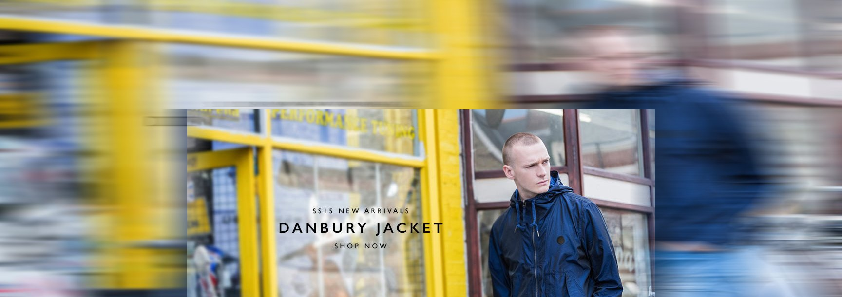 danbury jacket
