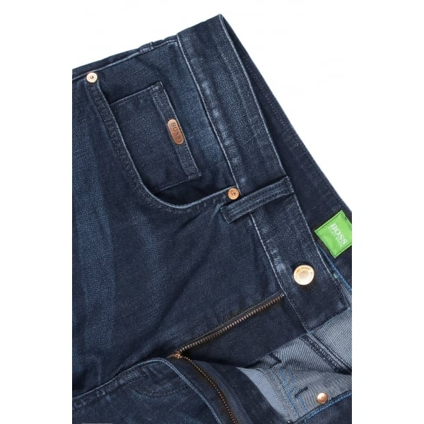 boss green boss green c maine1 200 30 short leg jeans in. Black Bedroom Furniture Sets. Home Design Ideas