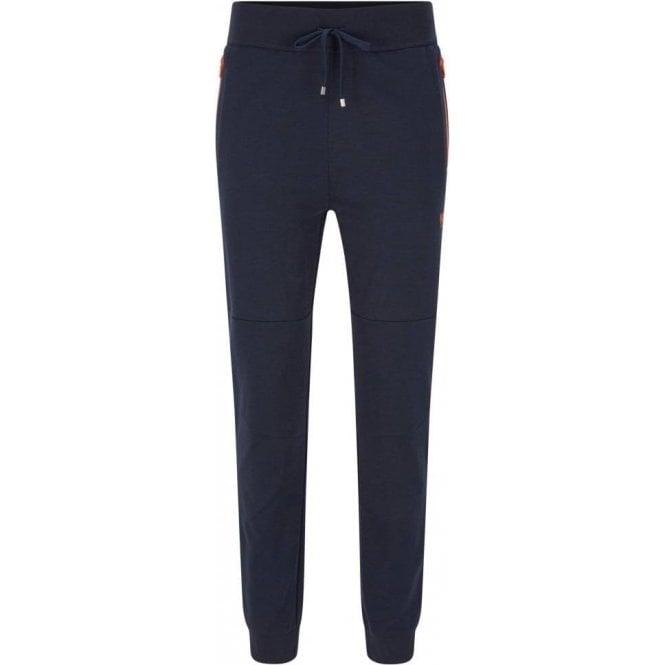 Hugo Boss Black Label Boss Black Long Pant Loungewear in Navy