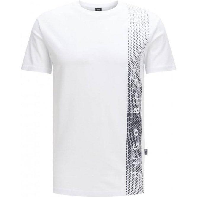 Hugo Boss Black Label Boss Black Loungewear T-shirt in White