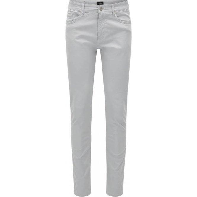"""Hugo Boss Black Label Boss Black Delaware3-20 32"""" Regular Leg Jeans in Grey"""