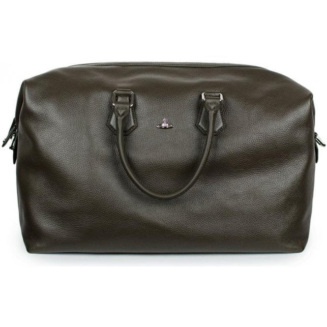 Vivienne Westwood Weekend Bag in Dark Green