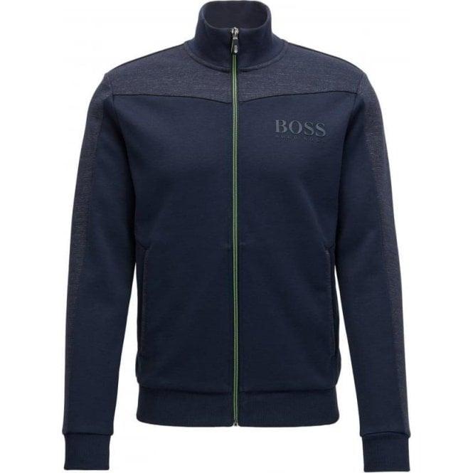 BOSS Green Skaz Sweatshirt in Navy
