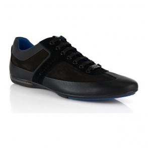 Boss Black Trainers Merceso in Black