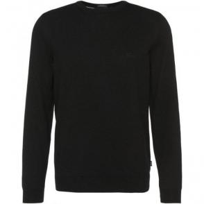 Boss Black Knitwear Finello in Black