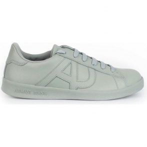 Armani Jeans Trainers AJ Trainers in Grey