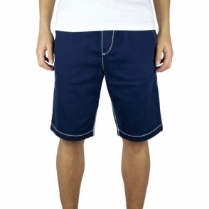 True Religion Core Short in Navy