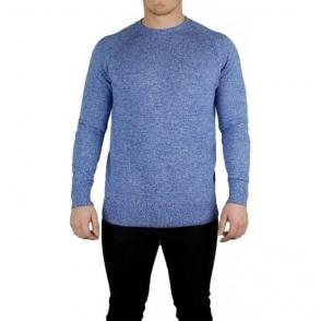 Barbour Staple Knitwear in Blue