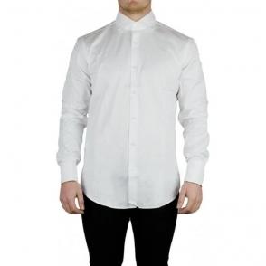 Boss Black Gardner Formal Shirt in White