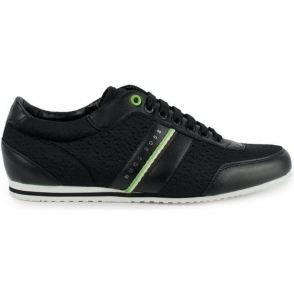 Boss Green Vantage Low Trainers in Black