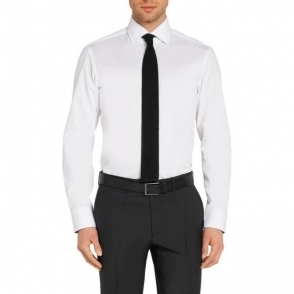 Boss Black Gregory Formal Shirt in White