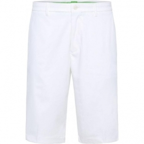 Boss Green Hayler 8 Shorts in White