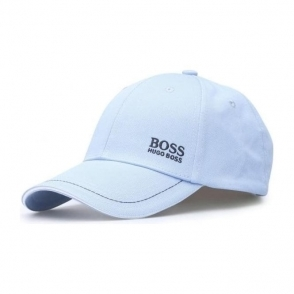 Boss Green Cap1 Cap in Baby Blue