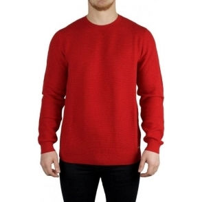Hugo Sorito Knitwear in Red