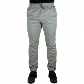 Boss Green Hadiko Tracksuit Bottoms in Grey