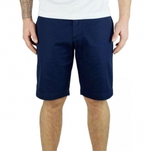 Lacoste 38-40 Shorts Bermuda in Navy