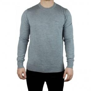 Armani Jeans Pullover Knitwear in Grey