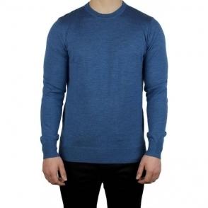 Armani Jeans Pullover Knitwear in Blue
