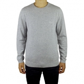 Boss Green C-Cecil Knitwear in Grey