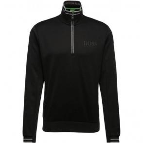 Boss Green Sweat Sweatshirt in Black