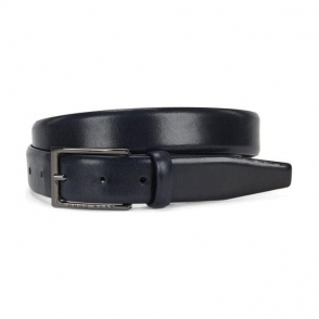 Boss Black Ceddys Belt in Dark Blue