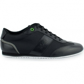Boss Green Lighter_Lowp Trainers in Black