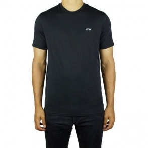 Armani Jeans Single Set T-Shirt in Black