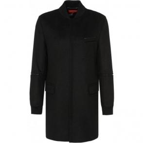 Hugo Mazon Jacket in Black