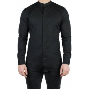Hamaki-Ho Coreana Shirt in Black