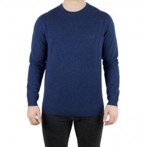 Boss Green C-Cecil Knitwear in Open Blue