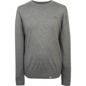 Pretty Green Mandeville Knitwear in Grey