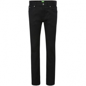 Boss Green C-Maine1 Long Leg Jeans in Dark Wash
