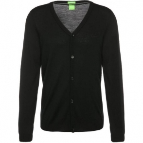 Boss Green C-Can_01 Knitwear in Black