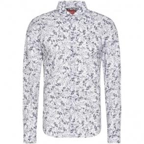 Hugo Ero3 Shirt in White