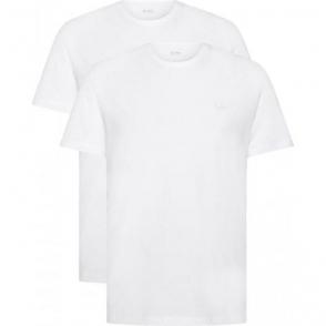 Boss Black T-shirt 2 Pack in White