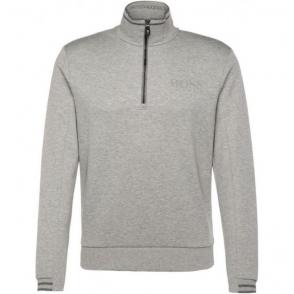 Boss Green Sweat Sweatshirt in Grey