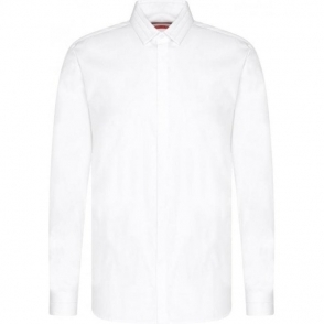 Hugo Esid Shirt in White