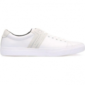 Boss Green Enlight_Tenn Trainers in White