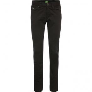 Boss Green C-Delaware 2 Short Leg Jeans in Black