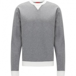Hugo Dexcalibur Sweatshirt in Grey