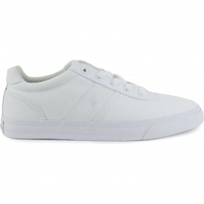 Polo Ralph Lauren Hanford-Ne Trainers in White
