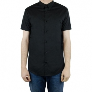 Armani Jeans AJ Shirt in Black