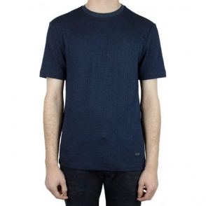 Collezioni Quilt T-Shirt in Navy