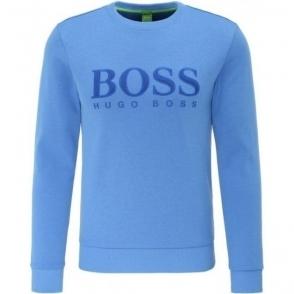 Boss Green Salbo Sweatshirt in Blue