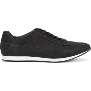 Boss Black Fulltime Trainers in Black