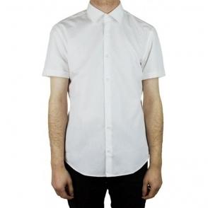 Hugo C-Joeyno Formal Shirt in White