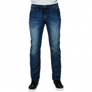 True Religion Dusty Rider Jeans in Dark Carbon