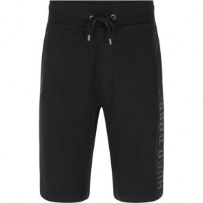 Boss Black Loungewear Short Pant Sweat Shorts in Black