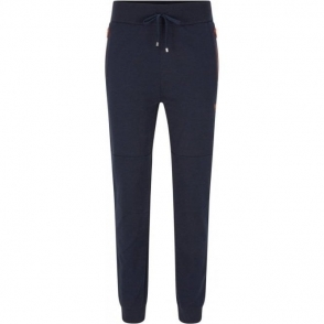 Boss Black Long Pant Loungewear in Navy