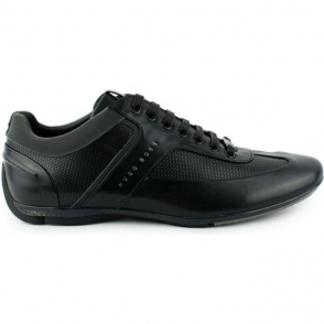 Boss Black Sporty Trainers in Black